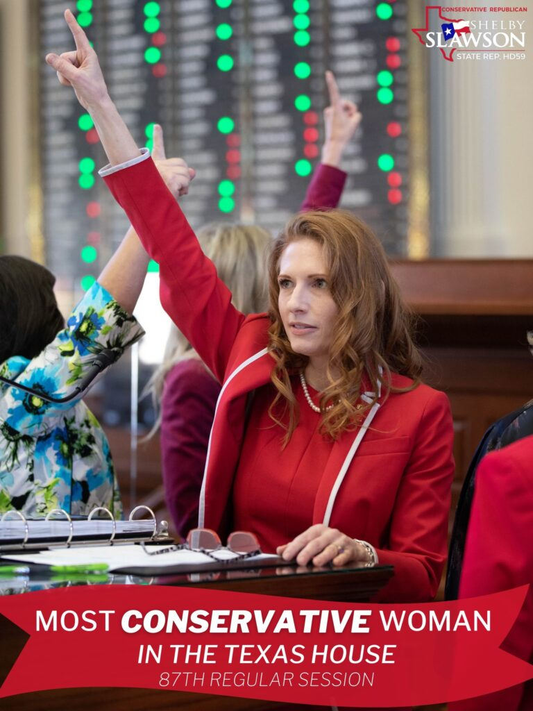 Most Conservative Woman